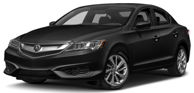 Compare The Acura ILX And Acura TLX At Acura Of Ocean - Acura ilx 2018 black