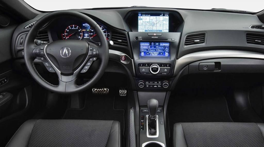 2017 Acura ILX Technology