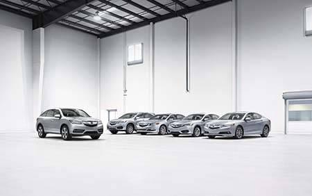 Acura CPO Vehicles