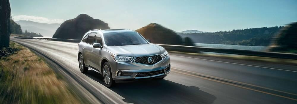 High Praise for the 2017 Acura MDX in Major Industry Reviews on