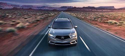 Compare The Acura MDX Vs The Volvo XC - Acura mdx competitors