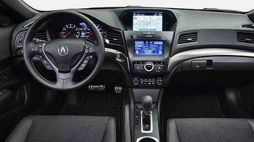 2017 Acura ILX Features