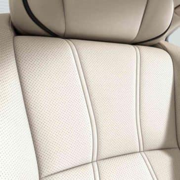 2018 Acura RLX interior seats