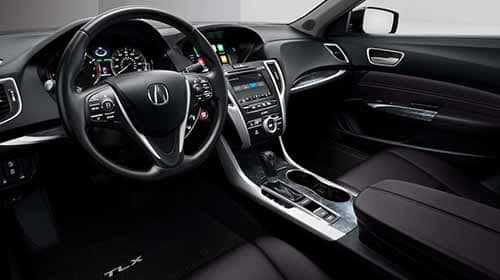 2018 Acura TLX Features