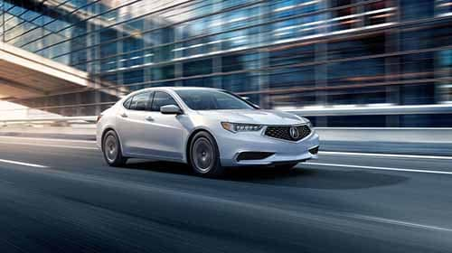 2018 Acura TLX Performance