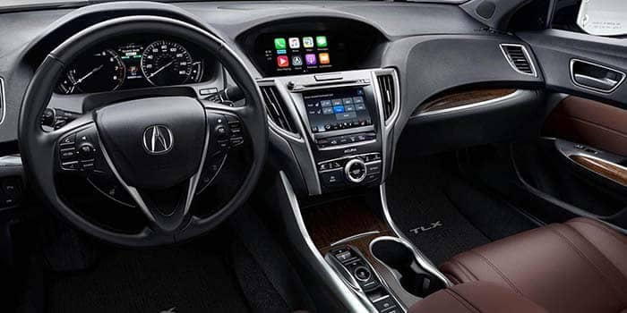 2018 Acura TLX Interior Features