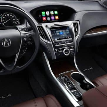 2019 Acura TLX SH-AWD Interior Dashboard