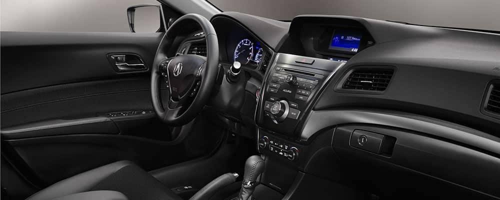 2018 Acura ILX Interio Features