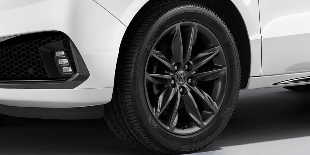 Acura MDX Accessory Wheels