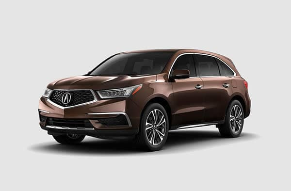 2019 Acura MDX Entertainment Package