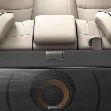 2019 Acura RLX audio system