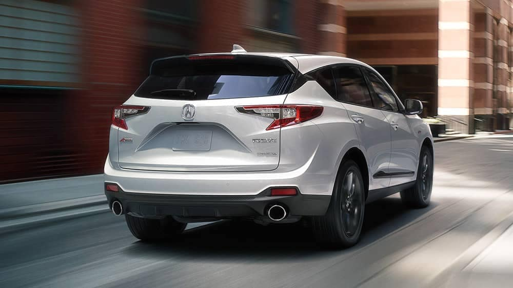 Explore Each 2019 Acura Rdx Package Level Technology Package
