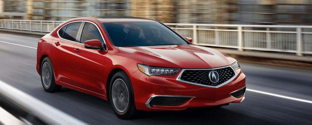2019 Acura TLX MPG Ratings