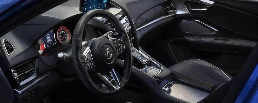 2020 Acura RDX front seat