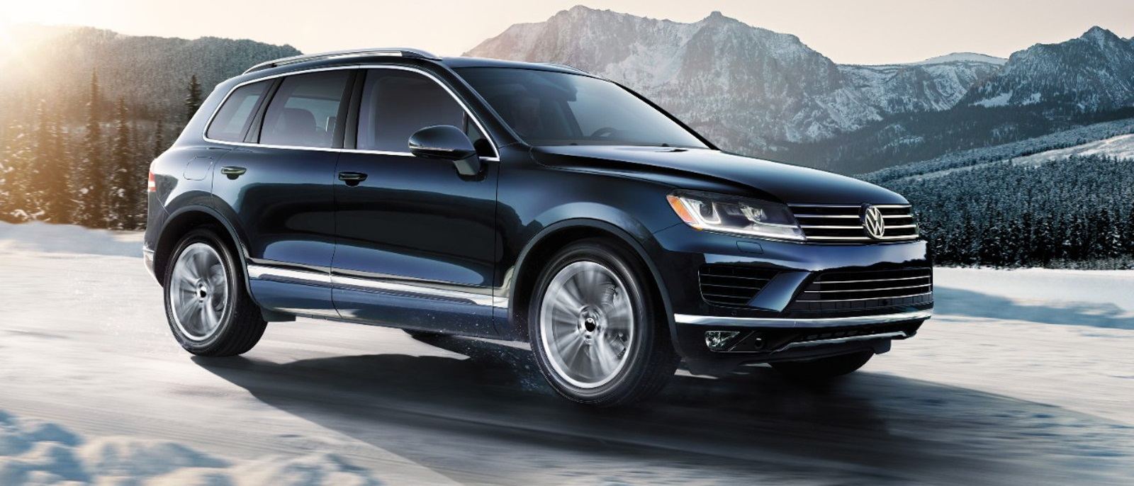 2017 Volkswagen Touareg Thrills Avon And Indianapolis