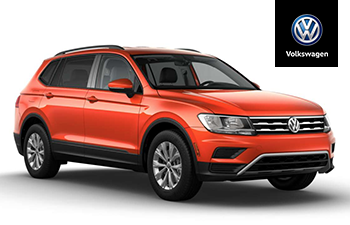 2018 Volkswagen Tiguan S FWD Lease Offer