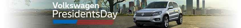 Presidents Day Sales Event at Andy Mohr Volkswagen