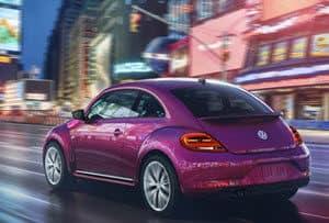 2018 VW Beetle Purple