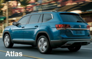 Compare VW Atlas