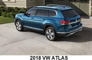 2018 VW Atlas Review