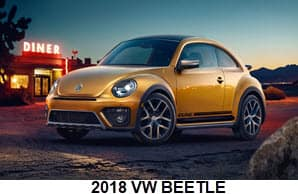 2018 VW Beetle Review
