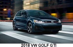 2018 VW Golf GTI Preview