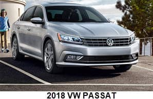 2018 VW Passat Review