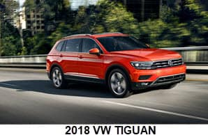 2018 VW Tiguan Review