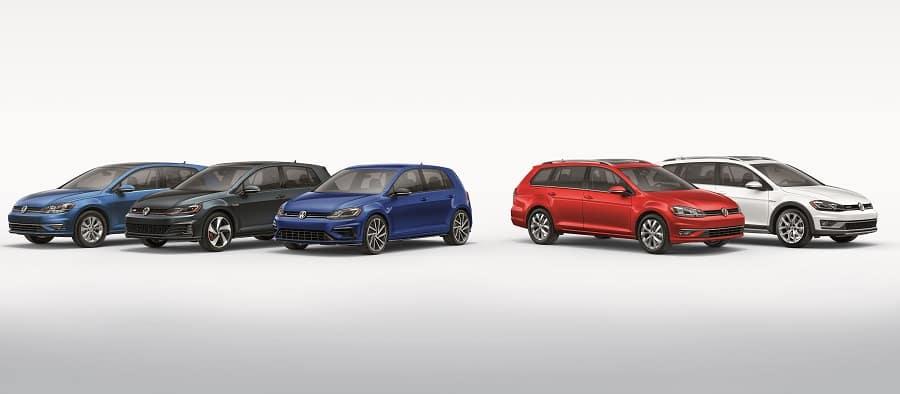 2018 Volkswagen models