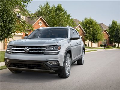 2018 VW Atlas in Gray