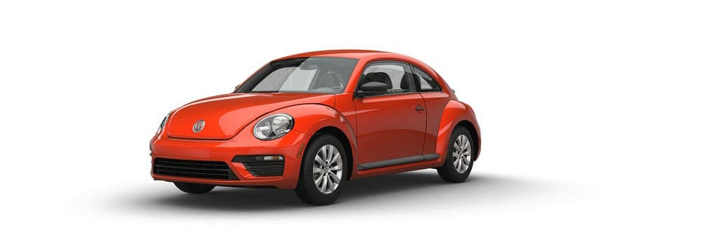 Vw Beetle Vs Fiat 500 Avon In Andy Mohr Volkswagen