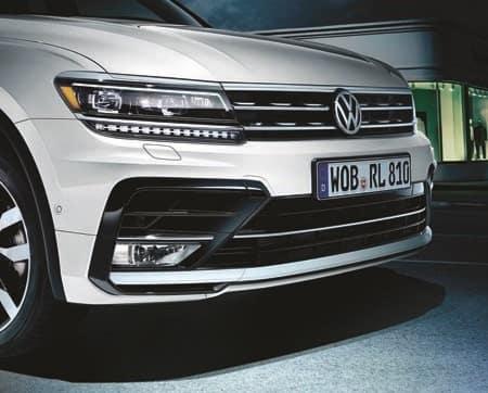 2018 Volkswagen Tiguan White
