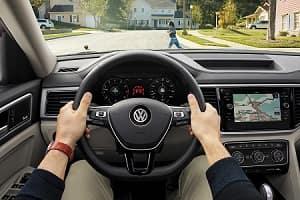 2018 Volkswagen Atlas interior features
