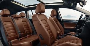 2018 Vw Golf Alltrack Interior Avon In Andy Mohr Volkswagen