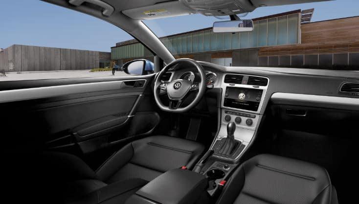 2018 Volkswagen Golf Interior Dimensions
