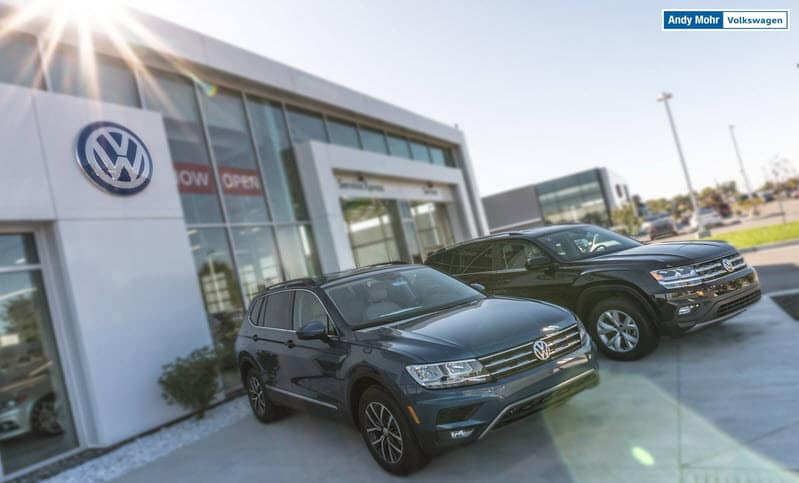 Used Car Dealership Avon In Andy Mohr Volkswagen