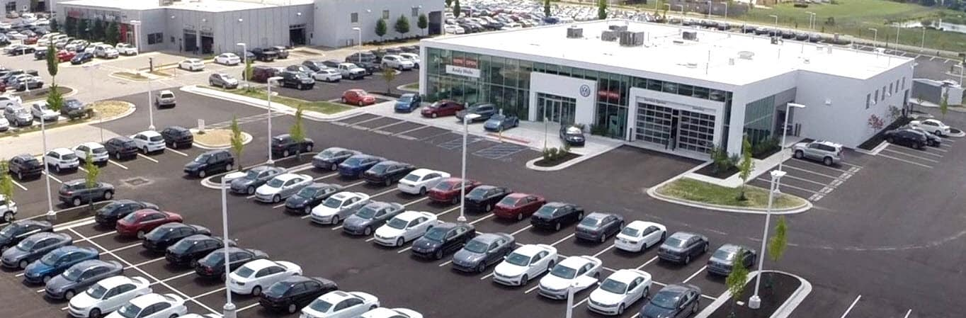 Used Car Dealership Indianapolis In Andy Mohr Volkswagen