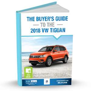 VW Tiguan eBook