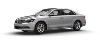 VW Passat S Silver