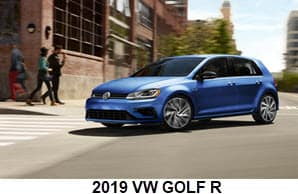 2019 VW Golf R Review