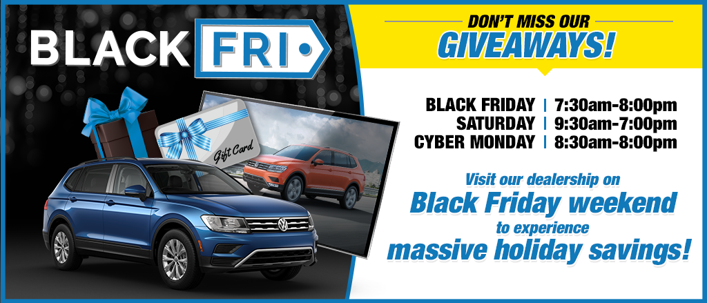 Black Friday Car Deals Avon In Andy Mohr Volkswagen