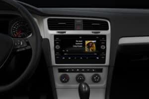 2019 VW Golf R Interior