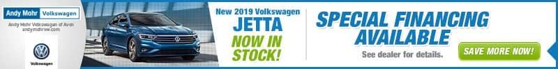 2019 Jetta in stock