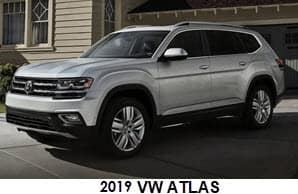 2019 Volkswagen Atlas Review