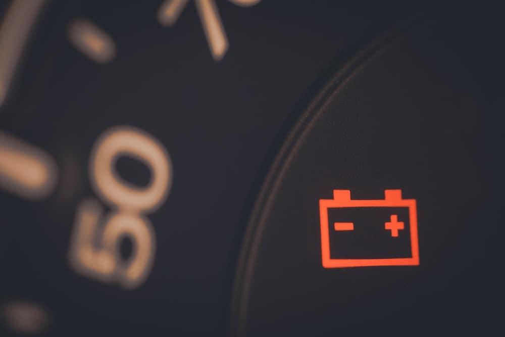 Battery Light Indicator