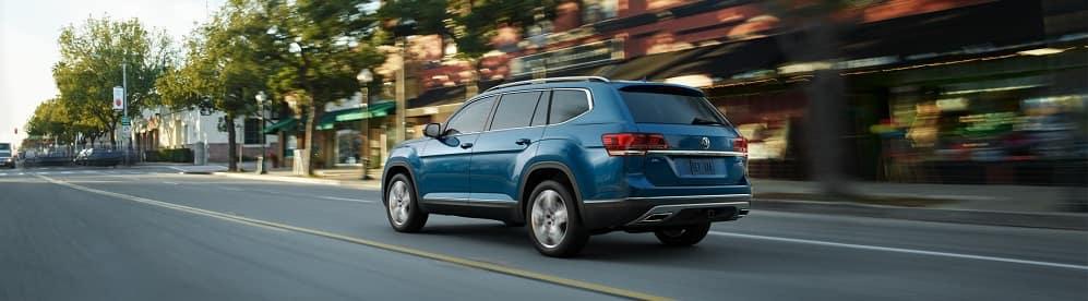 2019 Volkswagen Atlas Tourmaline Blue Metallic