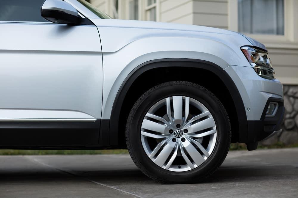 2019 Volkswagen Atlas Tire