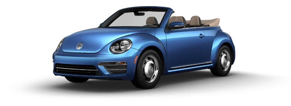 VW Beetle coast