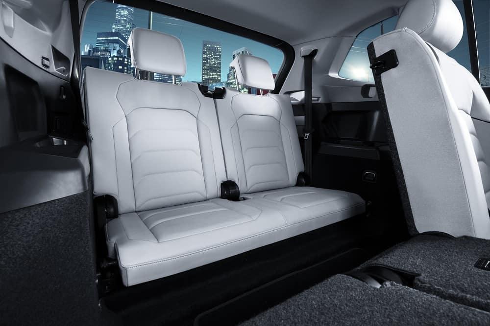 2019 Volkswagen Tiguan Interior Cab Space