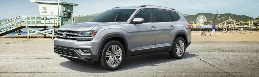 Volkswagen Atlas Reflex Silver Metallic